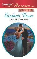 Harlequin Large Print Presents #3150: A Greek Escape