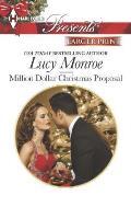 Harlequin Large Print Presents #3185: Million Dollar Christmas Proposal