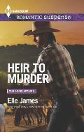 Harlequin Romantic Suspense #1847: Heir to Murder