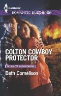 Harlequin Romantic Suspense #1851: Colton Cowboy Protector