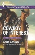 Harlequin Romantic Suspense #1852: Cowboy of Interest