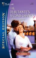The Debutante's Second Chance (Silhouette Special Large Print) Liz Flaherty