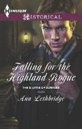 Harlequin Historical #1166: Falling for the Highland Rogue