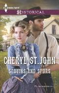 Harlequin Historical #1243: Sequins and Spurs