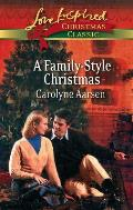 A Family-Style Christmas (Love Inspired)