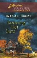 Keeping Her Safe (Love Inspired Suspense)