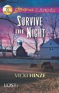 Survive the Night (Love Inspired Suspense)