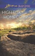 High-Risk Homecoming (Love Inspired Suspense)
