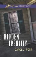 Hidden Identity (Love Inspired Suspense)