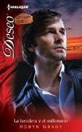 Harlequin Deseo #897: La Heredera y El Millonario: (The Heiress and the Millionaire) = The Heiress and the Millionaire Cover