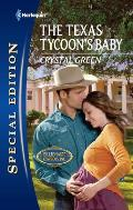 Silhouette Special Edition #2124: The Texas Tycoon's Baby Cover