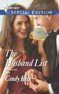 Harlequin Special Edition #2331: The Husband List