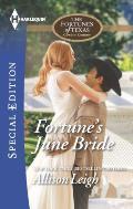 Harlequin Special Edition #2407: Fortune's June Bride