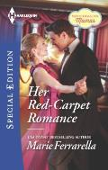 Harlequin Special Edition #2409: Her Red-Carpet Romance