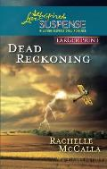 Dead Reckoning (Love Inspired Large Print Suspense) Cover