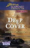 Deep Cover (Love Inspired Large Print Suspense)