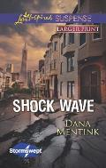 Shock Wave (Love Inspired Large Print Suspense)