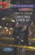 Christmas Cover-Up (Love Inspired Large Print Suspense)