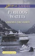 Perilous Waters (Love Inspired Large Print Suspense)