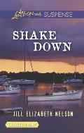 Shake Down (Love Inspired Large Print Suspense)