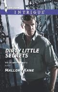 Harlequin Intrigue #1464: Dirty Little Secrets