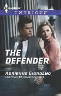 Harlequin Intrigue #1502: The Defender