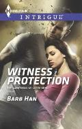 Harlequin Intrigue #1537: Witness Protection