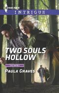 Harlequin Intrigue #1564: Two Souls Hollow