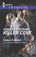 Harlequin Intrigue #1565: Scene of the Crime: Killer Cove