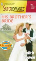 His Brother's Bride: Men of Glory
