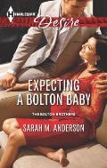 Harlequin Desire #2267: Expecting a Bolton Baby