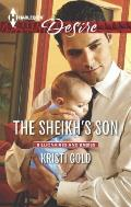 Harlequin Desire #2313: The Sheikh's Son
