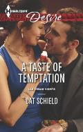 Harlequin Desire #2314: A Taste of Temptation