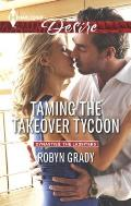 Harlequin Desire #2318: Taming the Takeover Tycoon