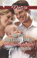 Harlequin Desire #2354: His Lost and Found Family