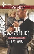 Harlequin Desire #2355: The Blackstone Heir