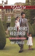 Harlequin Desire #2359: Royal Heirs Required