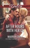 Harlequin Desire #2362: After Hours with Her Ex