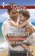Harlequin Desire #2377: What the Prince Wants