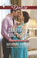 Harlequin Desire #2378: Carrying a King's Child