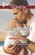 Harlequin Desire #2383: The Billionaire's Daddy Test