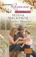 Harlequin Romance Large Print #4340: The Rancher's Unexpected Family