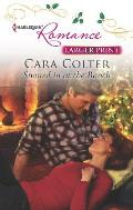 Harlequin Romance Large Print #4350: Snowed in at the Ranch