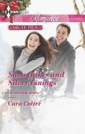 Harlequin Romance Large Print #4406: Snowflakes and Silver Linings