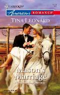 Harlequin American Romance #1113: Mason's Marriage