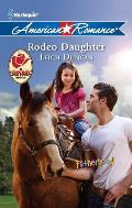 Harlequin American Romance #1406: Rodeo Daughter Cover