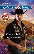 Harlequin American Romance #1416: Honorable Rancher