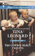 Harlequin American Romance #1553: The Cowboy Seal's Triplets