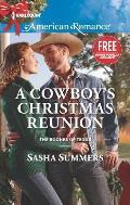 Harlequin American Romance #1566: A Cowboy's Christmas Reunion