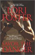 Savor the Danger (Edge of Honor) Cover